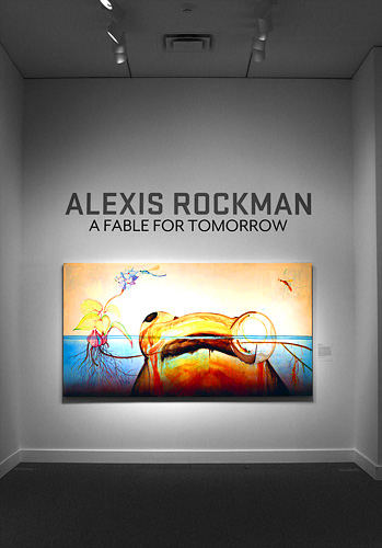 Alexis Rockman – A fable for tomorrow