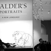 Calder's Portraits banner