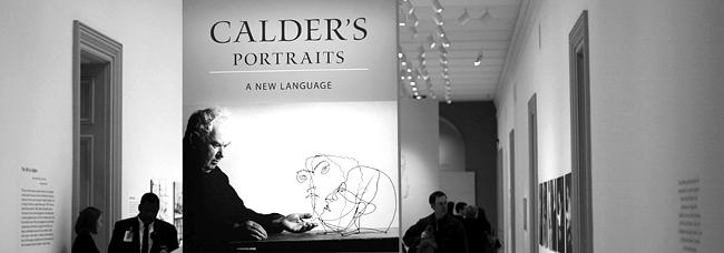 Los retratos de Alexander Calder