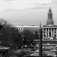 Denver - from the Capitol