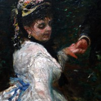 La Promenade - Renoir