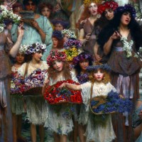 Spring - Alma Tadema