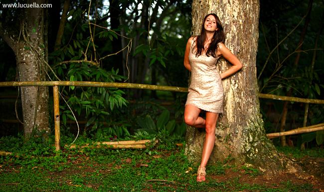 Lisa Blum - Retrato, luz natural