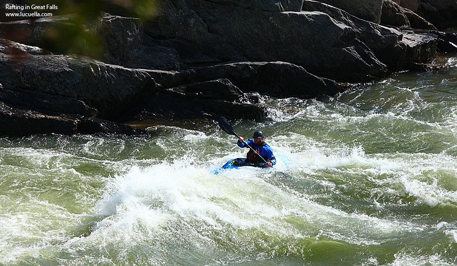 Rafting - Great Falls