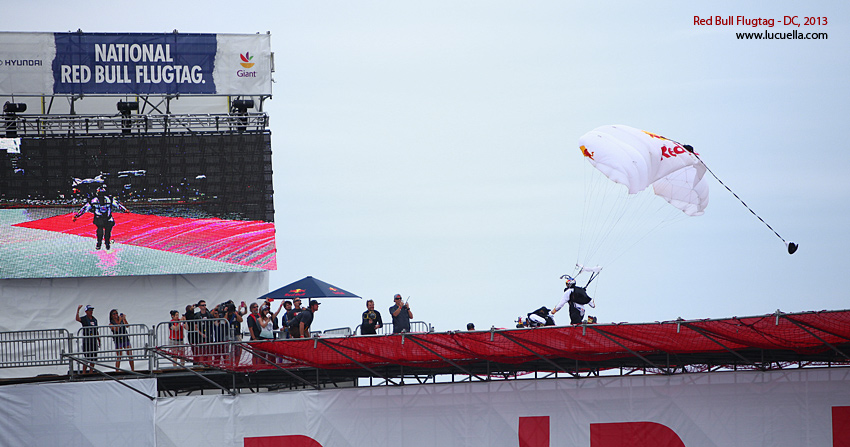 Red Bull Flugtag opening