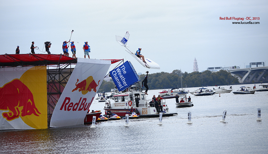 Red Bull Flugtag 2013 - The Weather Channel