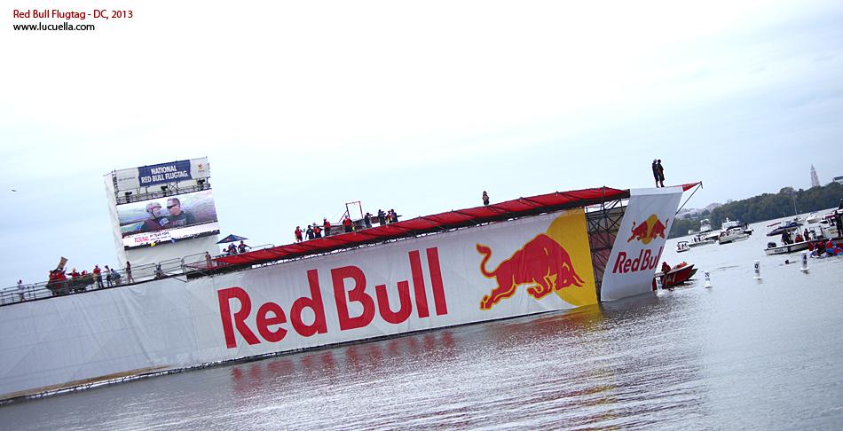 Red Bull Flugtag platform