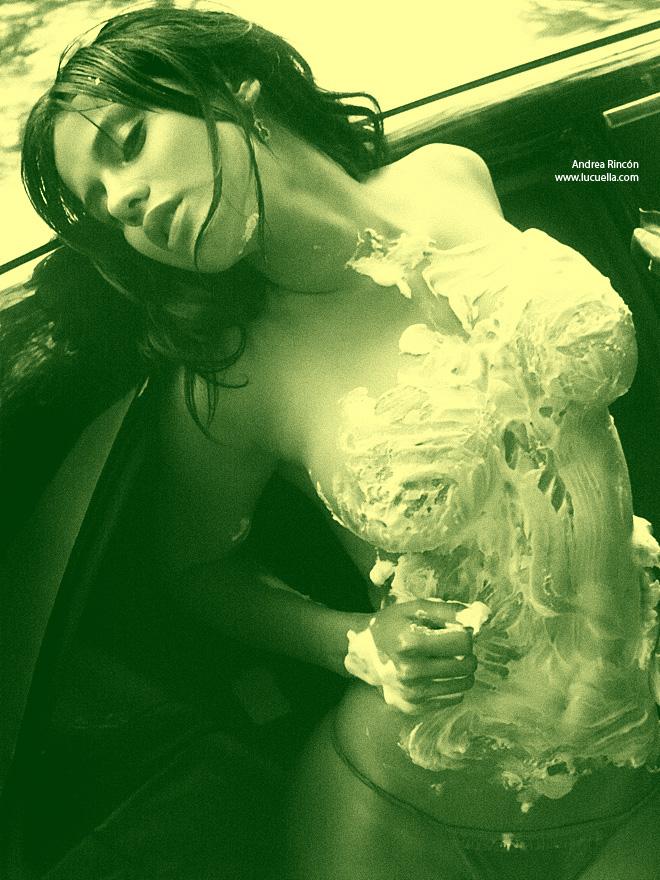 Andrea Rincón - Selena Spice desnuda