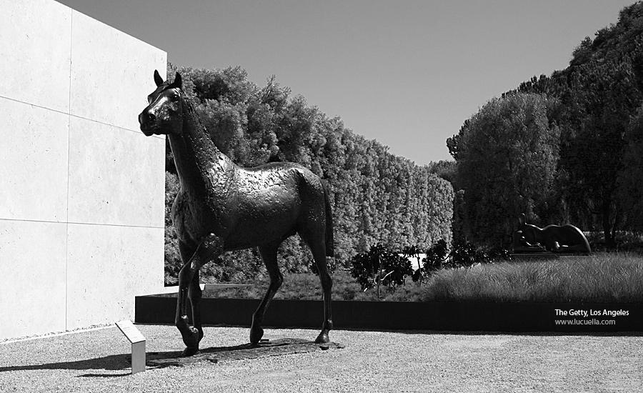 horse elisabeth frink
