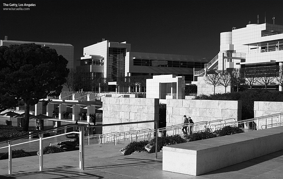 The Getty Museum, Los Angeles