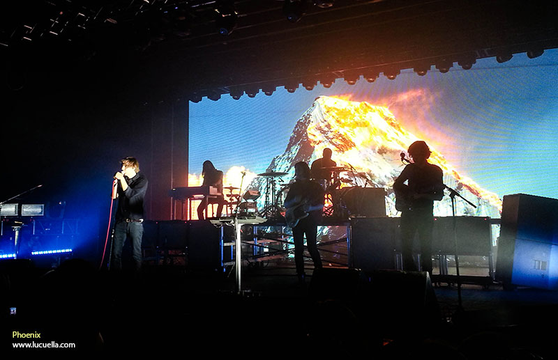 Phoenix, in DC - 2014