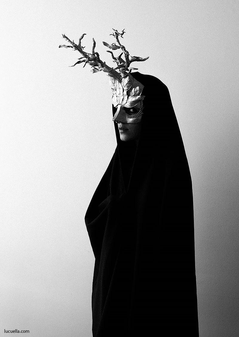 Mask by Marcela Bolivar