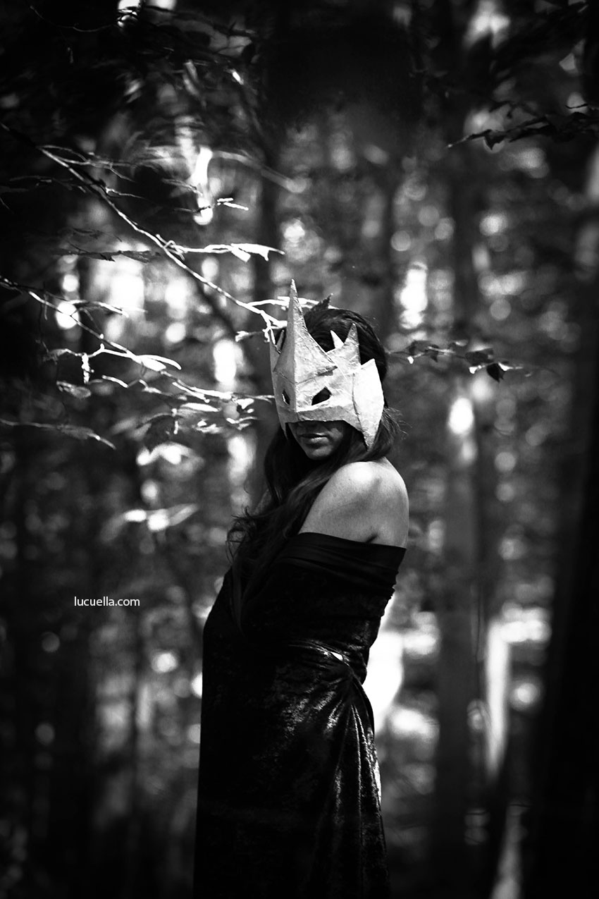 Dark Queen – Mask