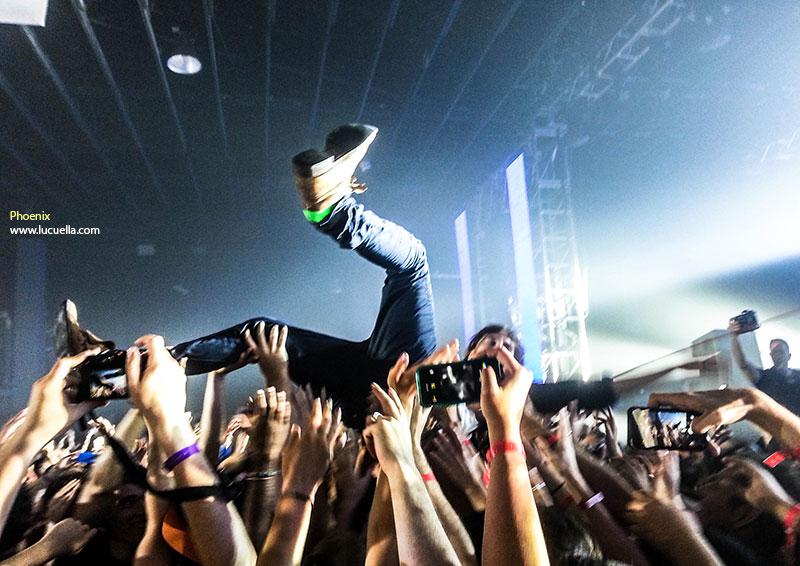 Phoenix – Tour 2014
